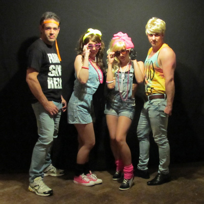 80s tribute band 80s angels