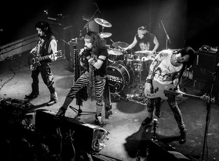 Hairforce 5 - 80s Rock Tribute Band  Hair Metal Band, Hair Rock