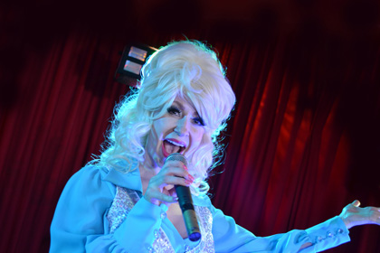 dolly parton act