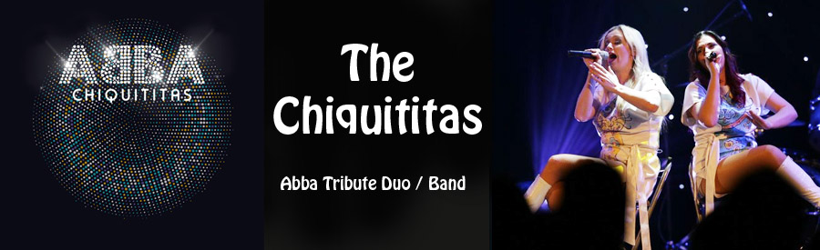 The Chiquititas - One of the UK's Top Abba tribute Duos/ Bands