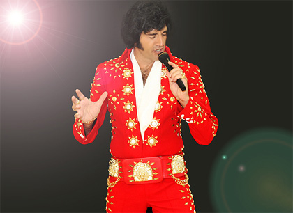 elvis tribute act uk